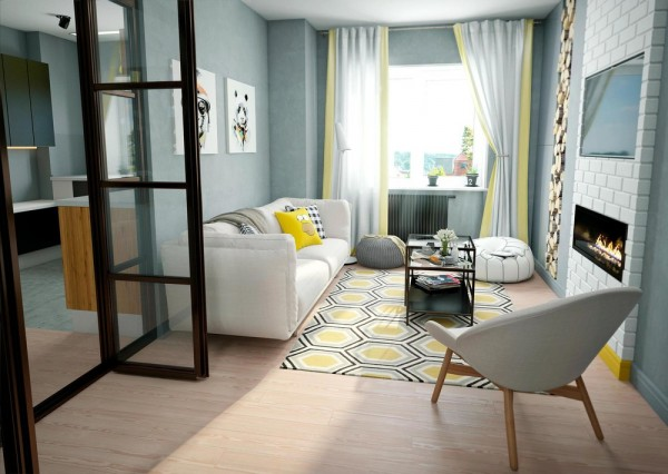 bright-yellow-living-room-ideas-600x426